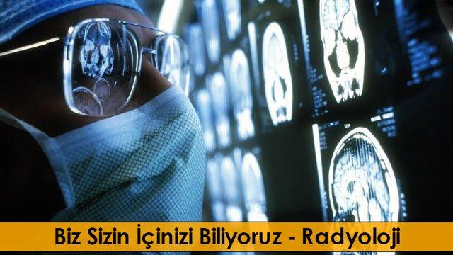 Biz Sizin İçinizi Biliyoruz - Radyoloji - Doktor Bun