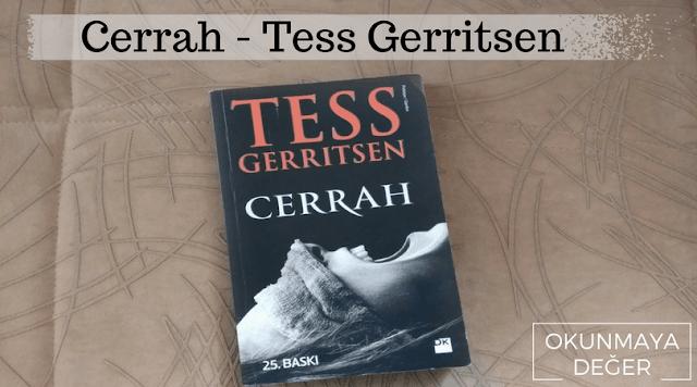 Doktor Kitapları | Cerrah - Tess Gerritsen - Doktor Bun