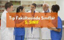 Tıp Fakültesi 5.sınıf, tıp beşinci sınıf dersleri, beşinci sınıf önerileri