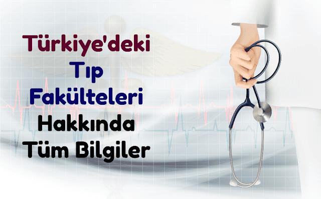 Türkiye'deki Tıp Fakülteleri Hakkında Tüm Bilgiler - Doktor Bun