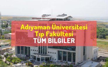 Adıyaman Üniversitesi Tıp Fakültesi, ADYÜ Tıp Fakültesi