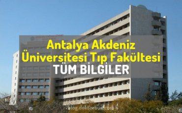 Antalya Akdeniz Üniversitesi Tıp Fakültesi, yorum, sıralama, puan