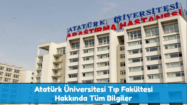 Atatürk Üniversitesi Tıp Fakültesi Hakkında Tüm Bilgiler - Doktor Bun