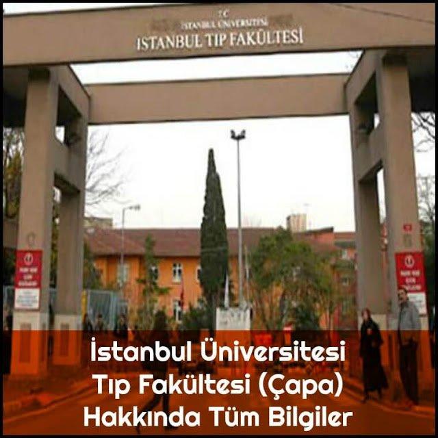 İstanbul Üniversitesi Tıp Fakültesi (Çapa) Hakkında Tüm Bilgiler - Doktor Bun