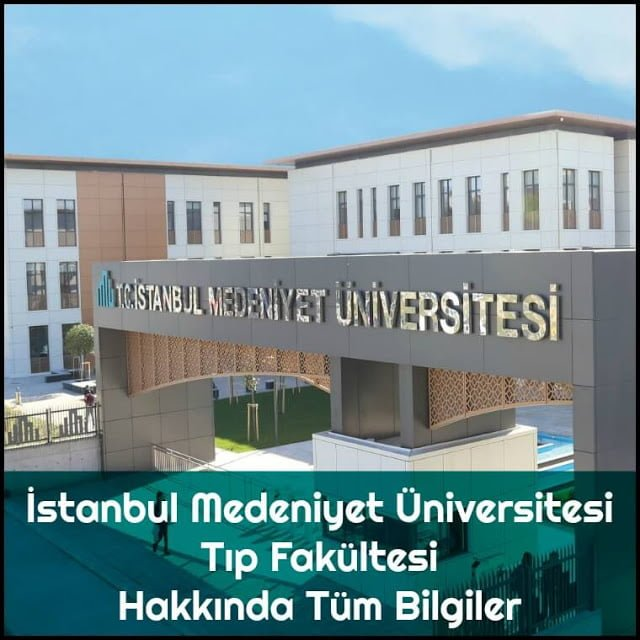 İstanbul Medeniyet Üniversitesi Tıp Fakültesi Hakkında Tüm Bilgiler - Doktor Bun