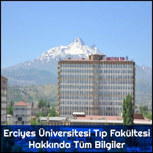 Erciyes Üniversitesi Tıp Fakültesi Hakkında Tüm Bilgiler - Doktor Bun