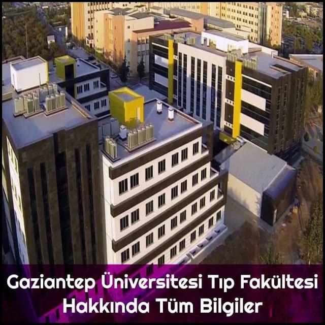 Gaziantep Üniversitesi Tıp Fakültesi Hakkında Tüm Bilgiler - Doktor Bun