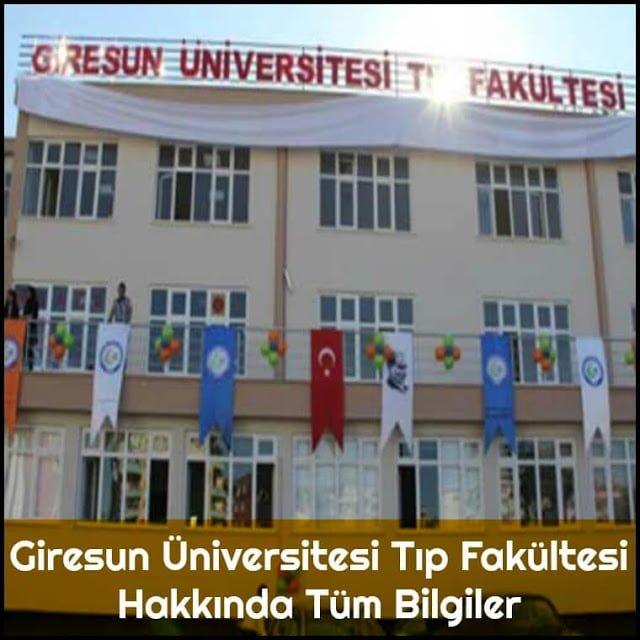 Giresun Üniversitesi Tıp Fakültesi Hakkında Tüm Bilgiler - Doktor Bun