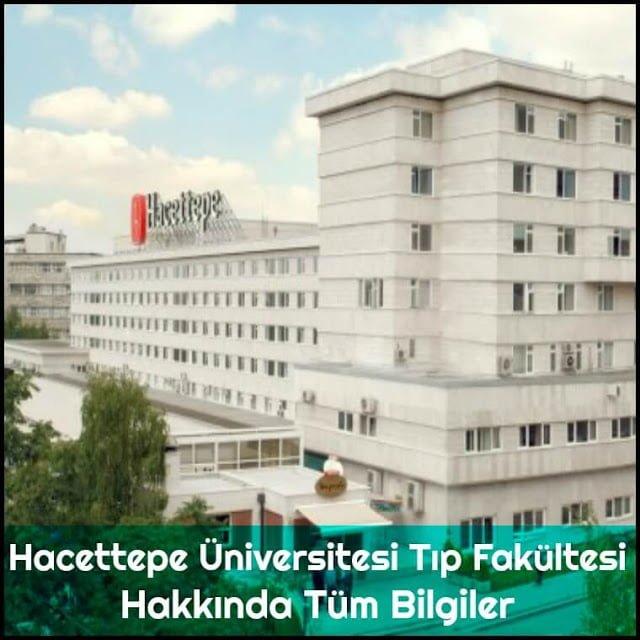 Hacettepe Üniversitesi Tıp Fakültesi Hakkında Tüm Bilgiler - Doktor Bun