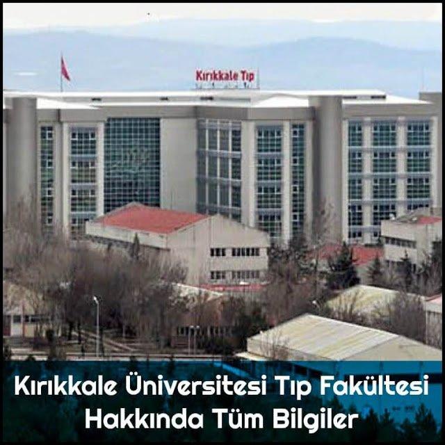 Kırıkkale Üniversitesi Tıp Fakültesi Hakkında Tüm Bilgiler - Doktor Bun