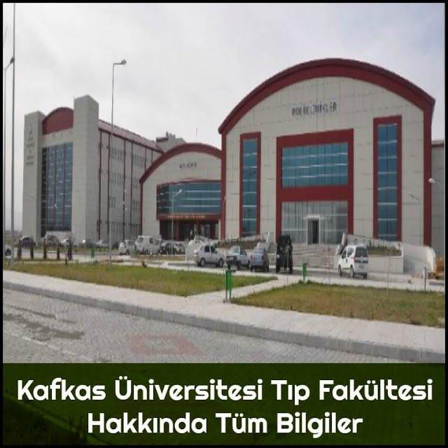 Kafkas Üniversitesi Tıp Fakültesi Hakkında Tüm Bilgiler - Doktor Bun