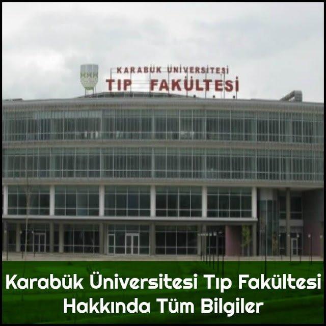 Karabük Üniversitesi Tıp Fakültesi Hakkında Tüm Bilgiler - Doktor Bun