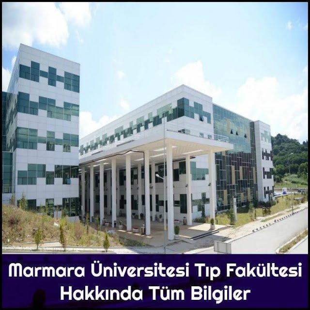 Marmara Üniversitesi Tıp Fakültesi Hakkında Tüm Bilgiler - Doktor Bun