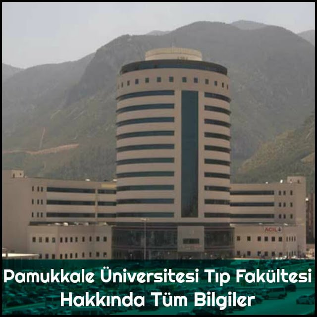 Pamukkale Üniversitesi Tıp Fakültesi Hakkında Tüm Bilgiler - Doktor Bun