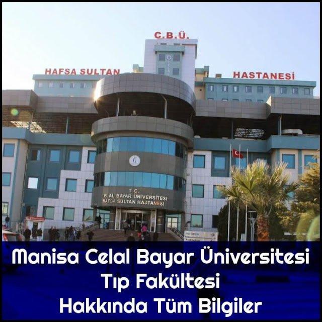 Manisa Celal Bayar Üniversitesi Tıp Fakültesi Hakkında Tüm Bilgiler - Doktor Bun