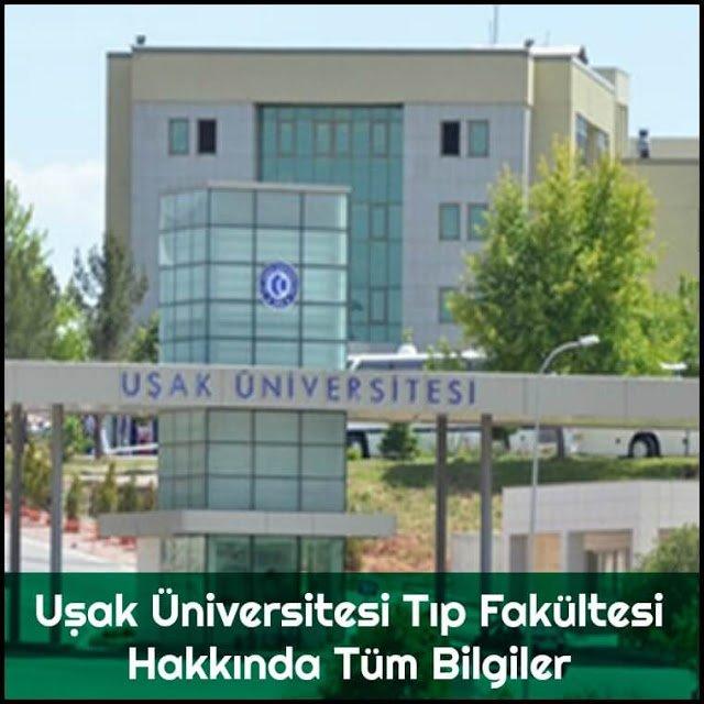 Uşak Üniversitesi Tıp Fakültesi Hakkında Tüm Bilgiler - Doktor Bun