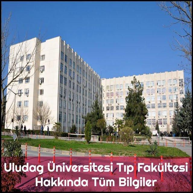 Uludağ Üniversitesi Tıp Fakültesi Hakkında Tüm Bilgiler - Doktor Bun